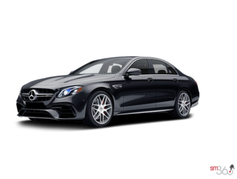 2018 Mercedes-Benz E63 AMG S 4MATIC+ Sedan