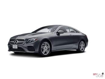 2018 Mercedes-Benz E400 4MATIC Coupe