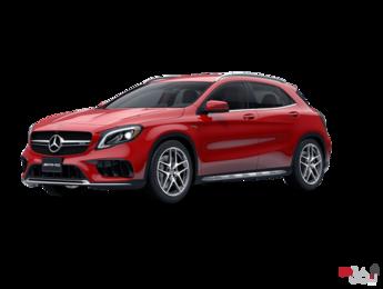 2018 Mercedes-Benz GLA45 AMG 4MATIC SUV