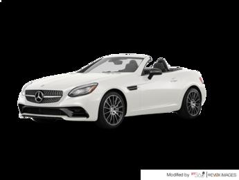 2018 Mercedes-Benz SLC300 Roadster
