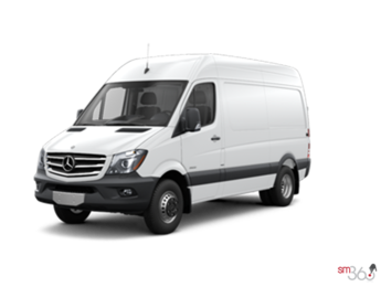 2018 Mercedes-Benz Sprinter V6 3500 Chassis 170