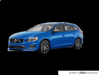 2018 Volvo V60 T6 AWD Polestar