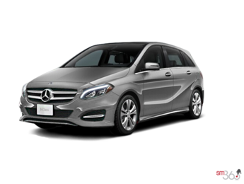 2019 Mercedes-Benz B250 4MATIC Sports Tourer