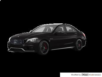2019 Mercedes-Benz C63 S AMG Sedan