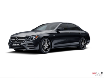 2019 Mercedes-Benz E53 AMG 4MATIC+ Sedan