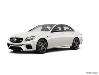 2019 Mercedes-Benz E63 AMG S 4MATIC+ Sedan