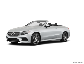 2019 Mercedes-Benz E450 4MATIC Cabriolet