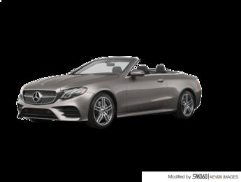 2019 Mercedes-Benz E450 4MATIC Cabriolet