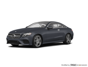 2019 Mercedes-Benz E450 4MATIC Coupe