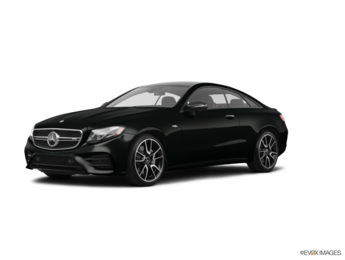 2019 Mercedes-Benz E53 AMG 4MATIC+ Coupe