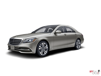 2019 Mercedes-Benz S450 4MATIC Sedan
