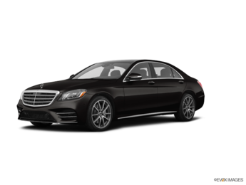 2019 Mercedes-Benz S560 4MATIC Sedan (SWB)
