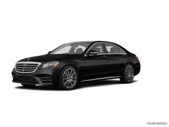 2019 Mercedes-Benz S560 4MATIC Sedan (LWB)