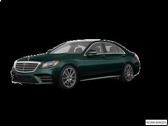 2019 Mercedes-Benz S560 4MATIC Sedan (SWB)