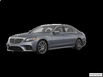2019 Mercedes-Benz S560 4MATIC Sedan (LWB)