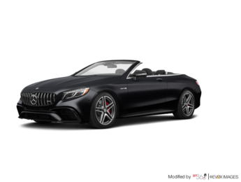 2019 Mercedes-Benz S63 AMG 4MATIC+ Cabriolet