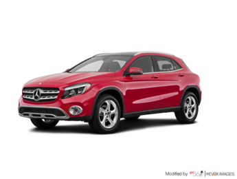 2019 Mercedes-Benz GLA250 4MATIC SUV