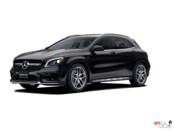 2019 Mercedes-Benz GLA45 AMG 4MATIC SUV