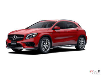 Mercedes-Benz GLA45 AMG 2019 4matic SUV