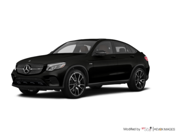 2019 Mercedes-Benz GLC43 AMG 4MATIC Coupe