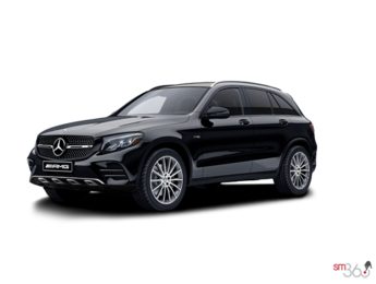 Mercedes-Benz GLC43 AMG 4MATIC SUV 2019