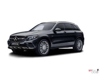 2019 Mercedes-Benz AMG GLC 43 4matic
