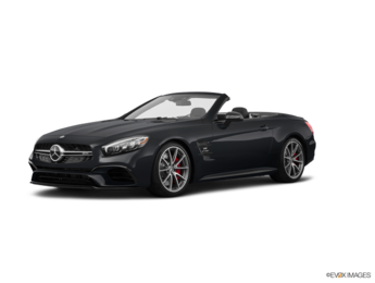 2019 Mercedes-Benz SL63 AMG Roadster