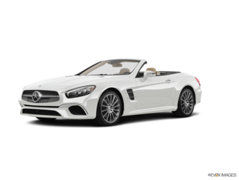2019 Mercedes-Benz SL550 Roadster