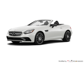 2019 Mercedes-Benz SLC300 Roadster