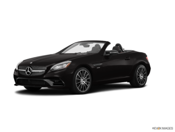 2019 Mercedes-Benz SLC43 AMG Roadster