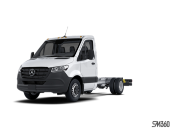 2019 Mercedes-Benz Sprinter V6 3500XD Chassis 144