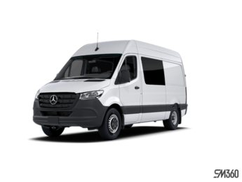 2019 Mercedes-Benz Sprinter V6 3500 Crew Van 170