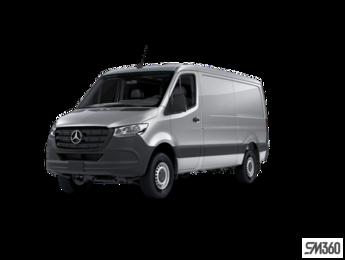 2019 Mercedes-Benz Sprinter 4x4 2500 Cargo 170
