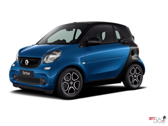 2019 smart EQ fortwo Cpé