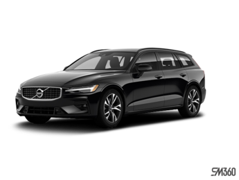2019 Volvo V60 T6 AWD R-Design