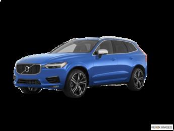 2019 Volvo XC60 T6 AWD R-Design