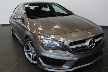 2016 Mercedes-Benz CLA250 4MATIC Coupe
