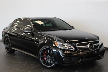 2015 Mercedes-Benz E63 AMG S-Model 4MATIC Sedan