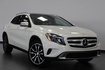 2016 Mercedes-Benz GLA250 4MATIC SUV