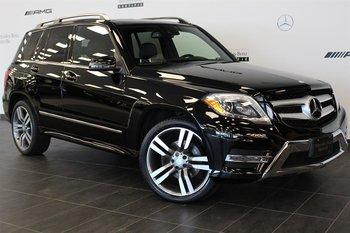 2015 Mercedes-Benz GLK250 BlueTEC 4MATIC SUV