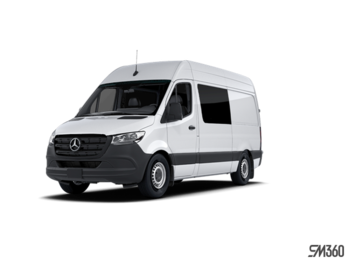 2019 Mercedes-Benz Sprinter Gas 2500 Crew Van 144