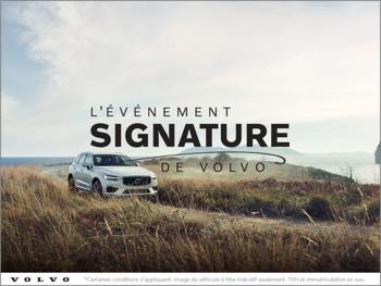 L'événement Signature de Volvo