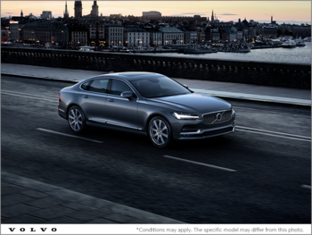 The new 2019 S90
