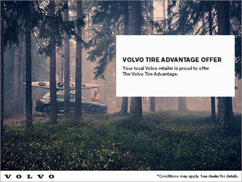 Volvo Tire Advantage
