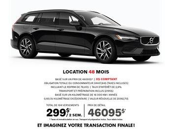 V60 T5 FWD Momentum 2019