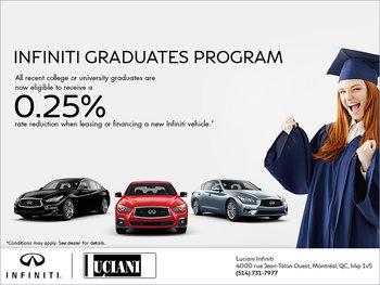 Infiniti Graduates Program