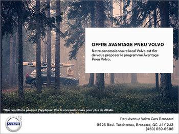 Offre avantage pneu Volvo