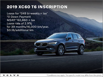 2019 XC60 T6 Inscription