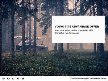 Volvo Tire Advantage