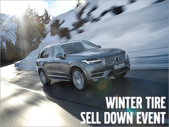 The Winter Tires Sell Down Event!